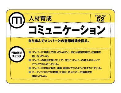 画像2: 持ち味カード